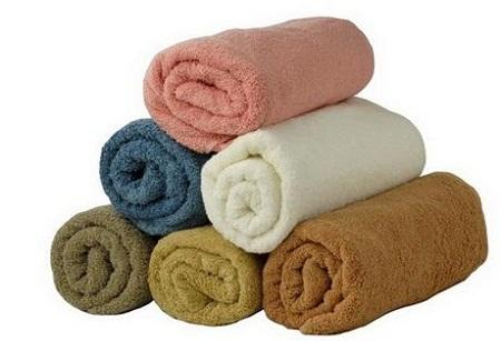 Vải Khăn Lông